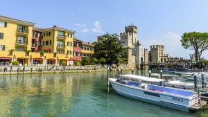 Sirmione, Italie,